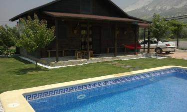 La Cabaña Casa Rural en Dúrcal a 9Km. de Restabal