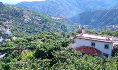 Casa Rural Ca Paco en Lentegí a 18Km. de Salobreña