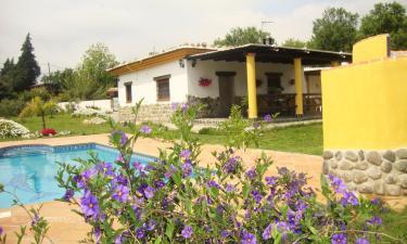 Casa La Chumbera en Orgiva (Granada)