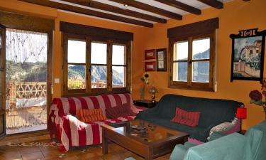 Casa rural Casa Icas en Conchar a 5Km. de Restabal