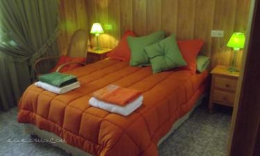 Casa Rural el Amanecer en Motril a 13Km. de Vélez de Benaudalla