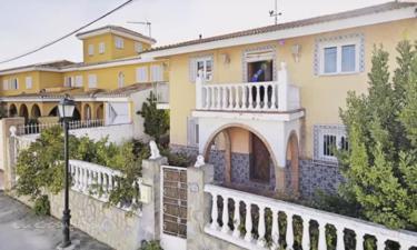 Chalet Villa Martina en Otura a 9Km. de La Zubia