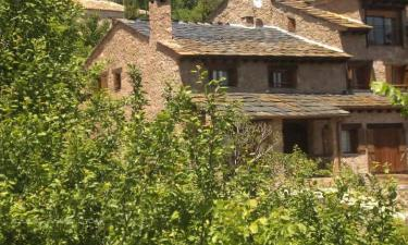 Casa Rural El Huerto del Abuelo ( spa & sauna) en Almiruete (Guadalajara)