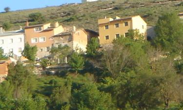 Casa Rural Posada del Viento en Balconete a 8Km. de Yélamos de Arriba