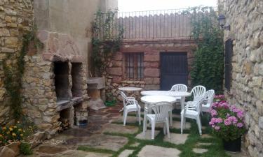Casa Rural La Posada de Maria en Campillo de Dueñas (Guadalajara)