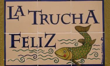 Casa Rural La Trucha Feliz en Abánades (Guadalajara)