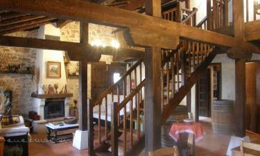 Casa Rural del Dulce Sueño en Mojares a 3Km. de Alboreca