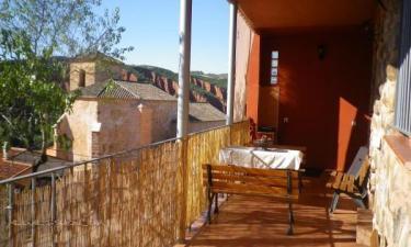 Casa Rural La Vereda de Puebla en Puebla de Valles a 32Km. de Cogolludo