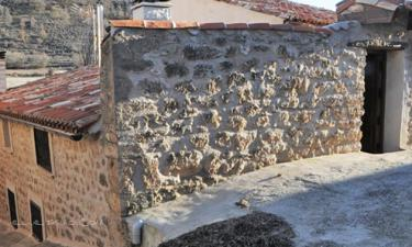 El Chozo de la Calleja en Alboreca a 9Km. de Horna