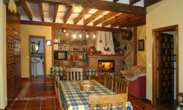 La Bodega del Abuelo en Bujalaro a 10Km. de Valfermoso de Las Monjas