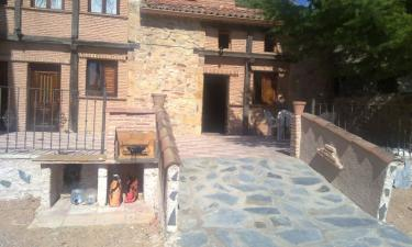 Casa Rural el Olmo en Molina de Aragón a 30Km. de Megina
