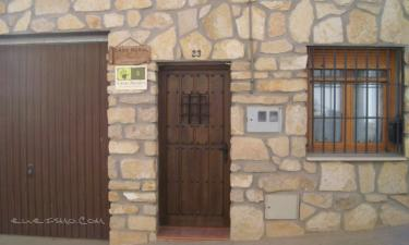 Casa Rural Amelia en San Andrés del Congosto a 21Km. de Gascueña de Bornova