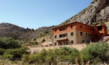Apartamentos rurales Las Aliagas en Megina (Guadalajara)