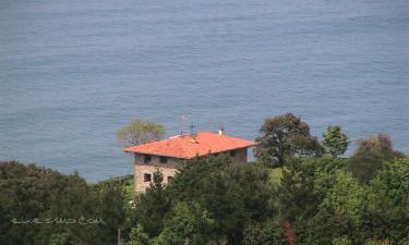 Casa Rural Torre Idurre en Mutriku (Guipúzcoa)