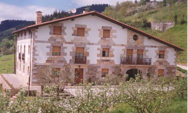 Casa Rural Ibarre en Antzuola a 18Km. de Aozaraza