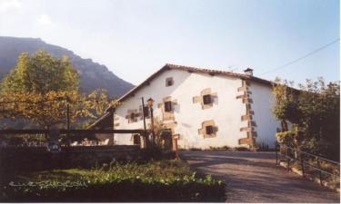 Casa Rural Mitarte Garai en Aretxabaleta (Guipúzcoa)