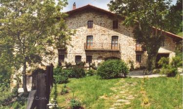 Casa Rural Anduri Baserria en Bergara a 19Km. de Araoz