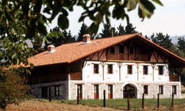 Casa Rural Lamaino Etxeberri en Bergara (Guipúzcoa)