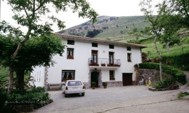 Casa Rural Arrasketa