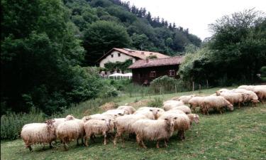 Casa Rural Arruan Haundi