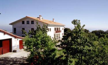 Casa Rural Donibane en Deba (Guipúzcoa)