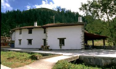 Casa Rural Eleizondo en Deba (Guipúzcoa)