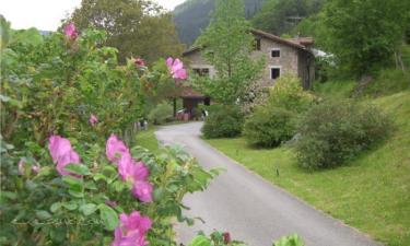 Casa Rural Goikola en Deba (Guipúzcoa)