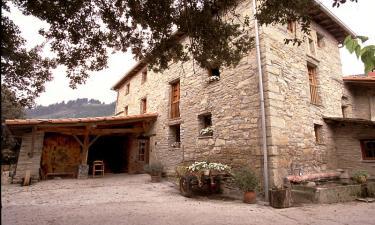 Casa Rural Sosola Baserria en Eibar (Guipúzcoa)