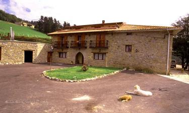 Casa Rural Barrenengua en Elgeta a 16Km. de Antzuola