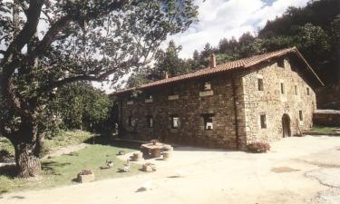 Casa Rural Pastain en Legazpia (Guipúzcoa)