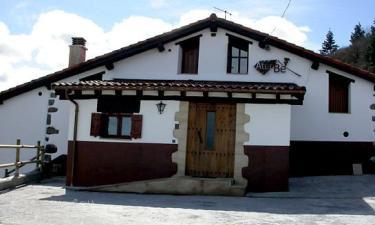 Casa Rural Aterbe en Leintz-Gatzaga (Guipúzcoa)