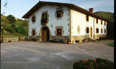 Casa Rural Arregi en Oñati (Guipúzcoa)
