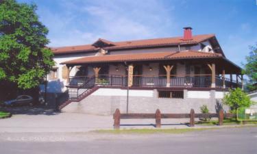 Casa Rural Azkue en Aia (Guipúzcoa)