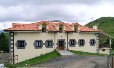 Casa Rural Indate Berri en Aia a 9Km. de Asteasu