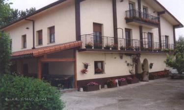 Casa Rural Agote Aundi en Getaria (Guipúzcoa)