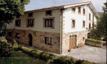 Casa Rural Aizperro en Orio (Guipúzcoa)