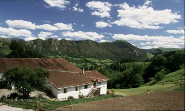 Casa Rural Aldarreta en Ataun a 15Km. de Segura