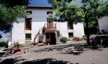Casa Rural Altzagarate en Altzaga (Guipúzcoa)