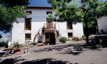 Casa Rural Altzagarate en Altzaga a 11Km. de Amezketa
