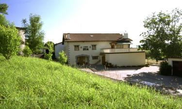 Casa Rural Altzibar Berri en Urnieta (Guipúzcoa)