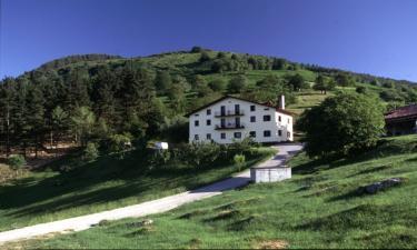 Casa Rural Alustiza en Villabona a 3Km. de Zizurkil