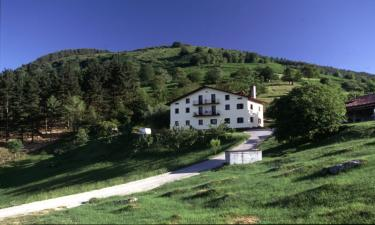 Casa Rural Alustiza en Villabona (Guipúzcoa)
