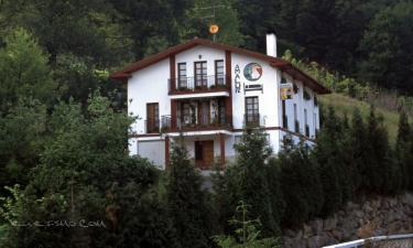 Casa Rural Amalur en Orio (Guipúzcoa)