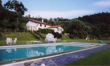 Casa Rural Antxotegi en Irún a 11Km. de Oiartzun