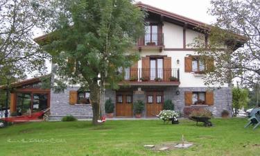 Casa Rural Añarre Zarra en Rentería (Guipúzcoa)
