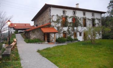 Casa Rural Aranburu en Zestoa (Guipúzcoa)