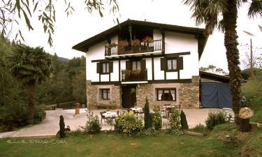 Casa Rural Aroxkene en Oiartzun a 6Km. de Rentería