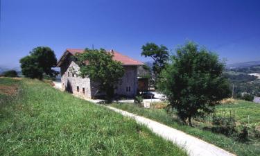 Casa Rural Arraspiñe en Astigarraga a 8Km. de Urnieta