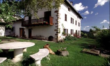 Casa Rural Arrieta Haundi en Zegama (Guipúzcoa)