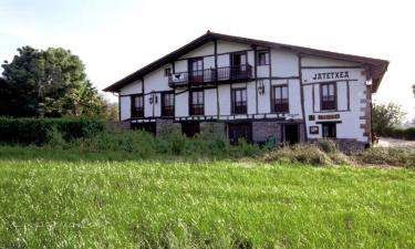 Casa Rural Barazar en Zubieta a 7Km. de Urnieta